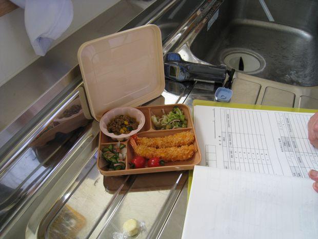 黒石野中学校給食 021